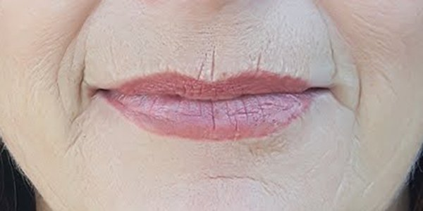 Before and After Photos Brow Ink Permanent Cosmetics Lips After