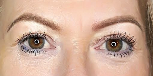 Before After Photos Brow Ink Permanent Make Up Powder Brows After