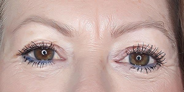 Before After Photos Brow Ink Permanent Make Up Powder Brows Before