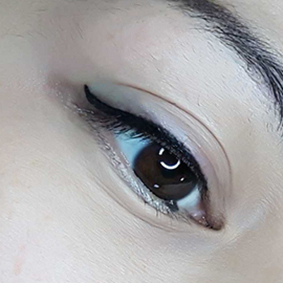 Brow Ink - Baby Wing Eyeliner - Permanent Make Up - Okanagan BC
