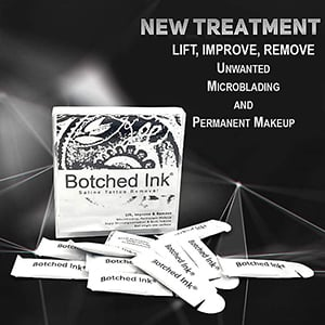 Lift, Improve, Remove Unwanted Microblading and Permanent Makeup